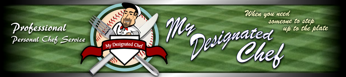 Designated Chef Header